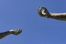 Esculturas en el Parque Rodó. La mirada detrás de la cámara