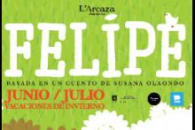 Felipe, Olaondo, Zavala Muniz, Teatro Solís, Vacaciones de Invierno