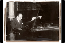 Gerardo Matos Rodríguez. Década de 1930. (Foto: Archivo Matos Rodríguez. Autor: S.d.)