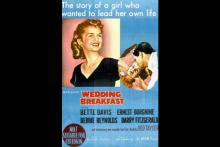 Afiche Banquete de bodas