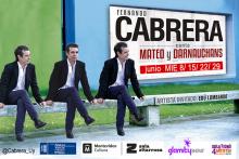 Cabrera canta Mateo y Darnauchans