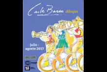 Muestra de dibujos del artista Carlos Barea