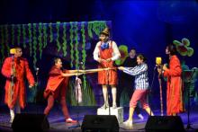 Carnaval de las promesas 2016