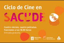 Ciclo de cine foro en SACUDE
