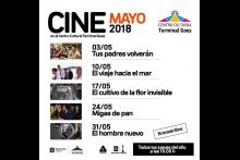 Cine en el Centro Cultural Terminal Goes