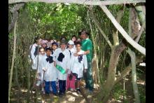 Programa de Educación Ambiental Escuelas