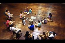 Instrumentos indígenas