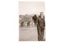 Gerardo Matos Rodríguez. Francia. Década de 1920. (Foto: Archivo Matos Rodríguez. Autor: S.d.)