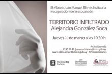 Territorio Infiltrado | Alejandra González Soca