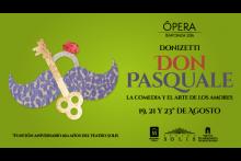 Temporada de Ópera, Don Pasquale