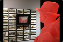 Exposición en el Museo Histórico Cabildo