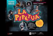 La Pipetuá, Vacaciones de Invierno, Montevideo, Teatro