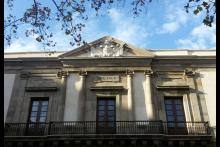 Visitas didácticas en el Cabildo de Montevideo