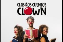 Clásicos Cuentos Clown, Teatro Solís, Vacaciones de Invierno