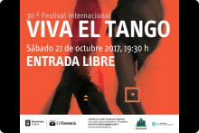 "30 º Festival Internacional ""Viva el Tango"""