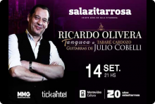 Ricardo Olivera Tanguea a Tabaré Cardozo