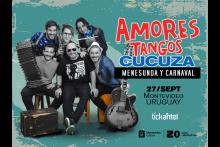 Amores Tangos y Cucuza - Menesunda y Carnaval