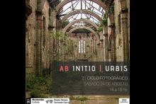 2º Ciclo Fotográfico Ab Initio / Urbis