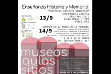 Jornada en el Museo de la Memoria