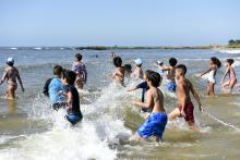 Escuelas deportivas de verano en playas, parques y otros espacios públicos