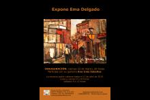 Expone Ema Delgado