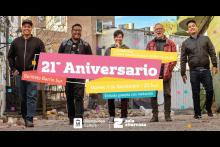 21° Aniversario Sala Zitarrosa