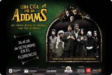 Musical: Una cita con Los Addams