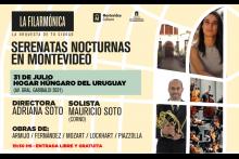 SERENATAS NOCTURNAS EN MONTEVIDEO