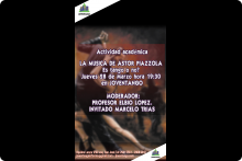La música de Astor Piazzola ¿Es tango o no?