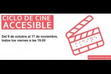 CICLO DE CINE ACCESIBLE - Martín H