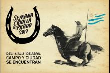Programación artística completa Semana Criolla 2019