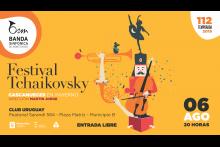 Festival Tchaikosvky - Club Uruguay