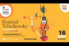 Festival Tchaikosvky - Plaza de Deportes Nº 8