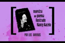 """Poema Ilustrado """"Nancy Bacelo"""" - POR LOS BARRIOS"""