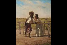 Colección MNAV: arte en el Uruguay 1865-1950