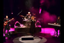 Los Iracundos en concierto