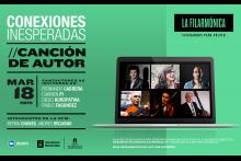 CONEXIONES INESPERADAS - CANCIÓN DE AUTOR