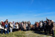 Excursiones para personas mayores en marzo