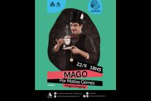 MAGO - Matías Gómez