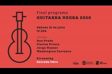 Final Guitarra Negra 2020