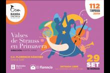Valses de Strauss en Primavera - C.C. Florencio Sánchez