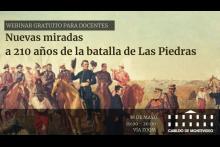 Webinar: Nuevas miradas a 210 años de la batalla de Las Piedras.