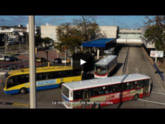 La Intendencia extiende el transporte público a más de 10 barrios