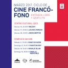 Cine Francófono 2017