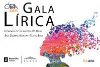 "Gala Lírica ""Ópera Joven"""