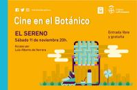 El sereno - Cine en el Botánico
