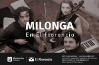MIlonga en el Florencio