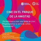 CINE EN EL PARQUE DE LA AMISTAD