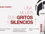 Nelbia Romero. Una mujer, sus gritos y silencios