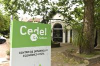 Fachada de Cedel Carrasco